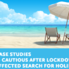 SEO Case Study: how covid-19, coronavirus and the lockdown affected the search market for holidays in romania - Romanians became cautious